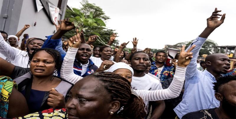 ¿Por qué el papa pidió rezar por el Congo en Lima?
