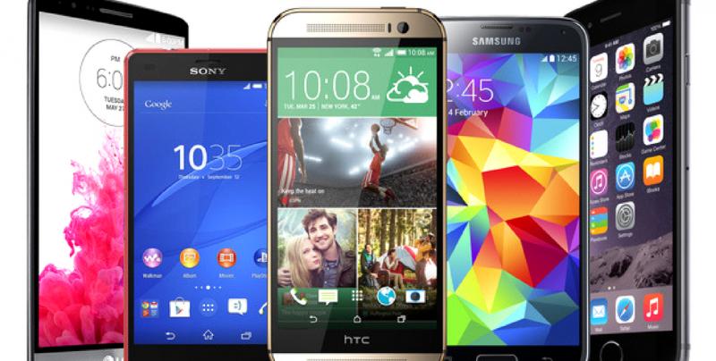 Los celulares más vendidos en México