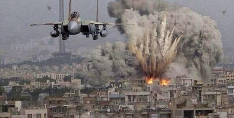 EU ataca a combatientes pro-Al Asad: 100 muertos