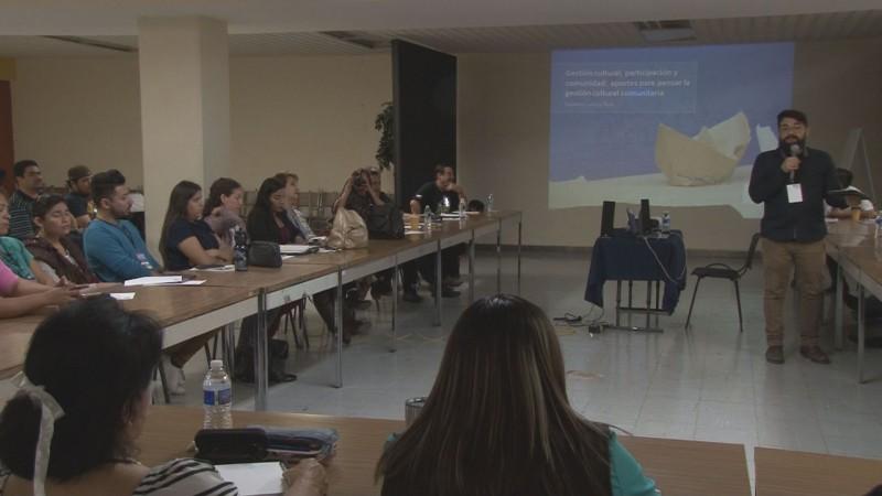 Dan curso para la gestión cultural en Cajeme