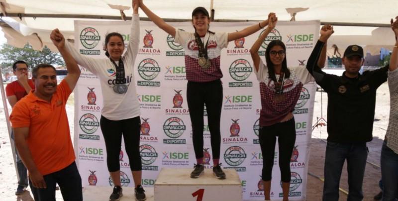 Culiacán con puntería en la Olimpiada Estatal