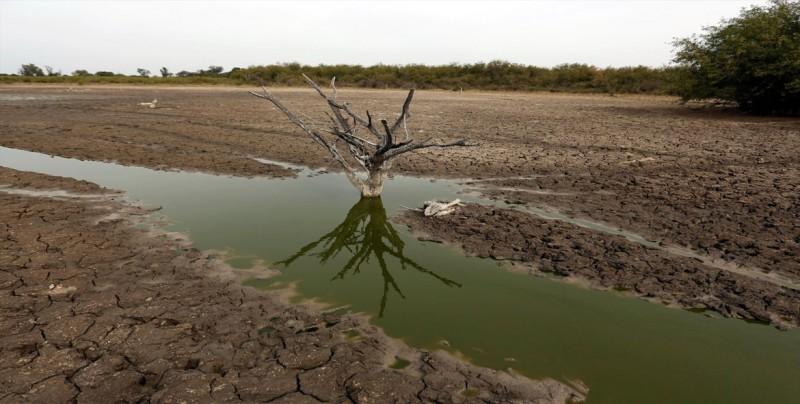 """Las reservas de agua de Israel están en un nivel """"preocupante"""" según expertos"""