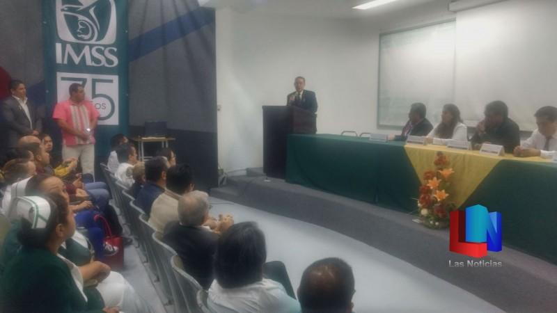 IMSS Obregón impartió taller sobre diagnóstico oportuno de cáncer infantil