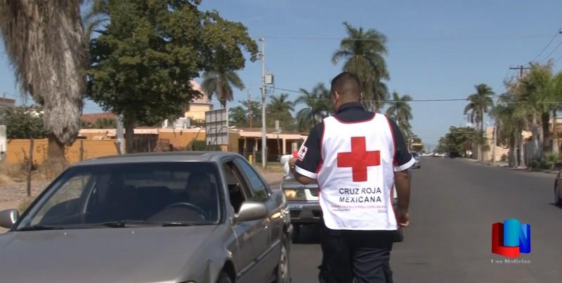 Arrancó colecta Cruz Roja