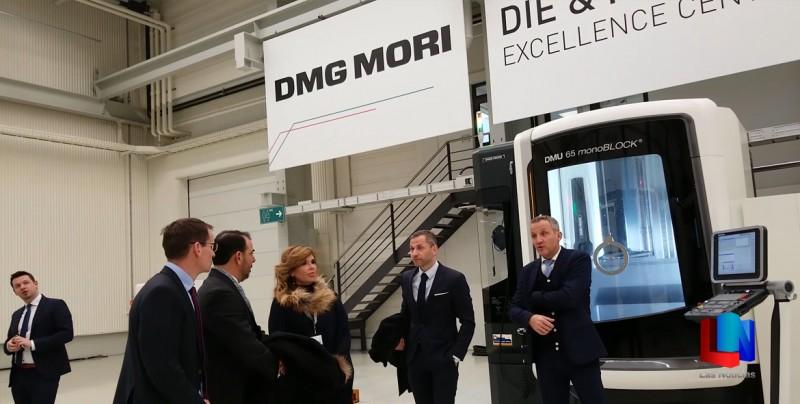 Promueven potencia aeroespacial de Sonora en Alemania