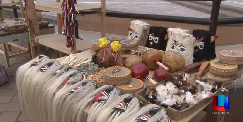 Celebran 40 aniversario de Culturas Populares e Indígenas