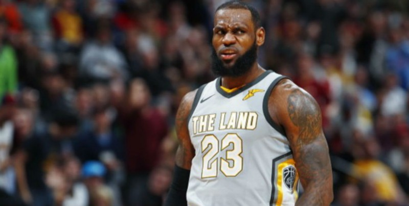 LeBron James desconoce su futuro