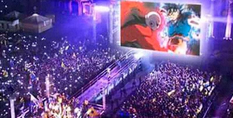 Regios piden Macroplaza para ver final de Dragon Ball Super