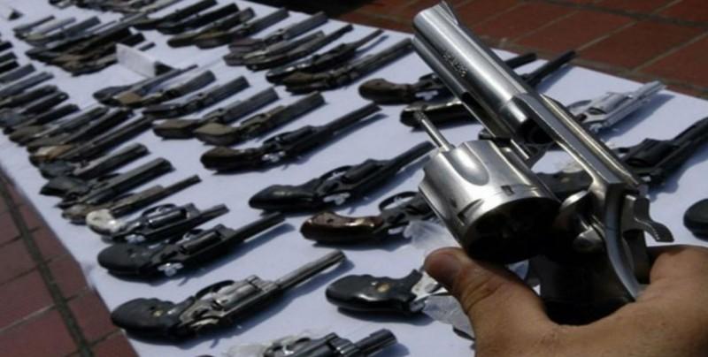Arranca campaña de Donación de Armas