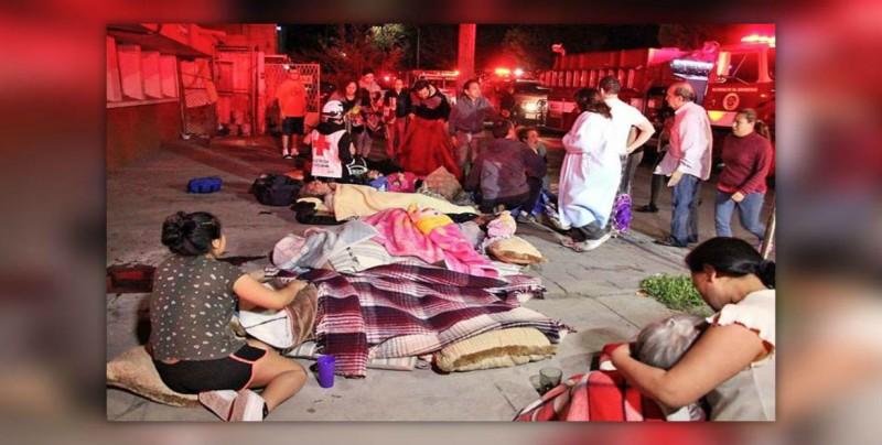 Incendio consume asilo, deja a dos adultos mayores sin vida