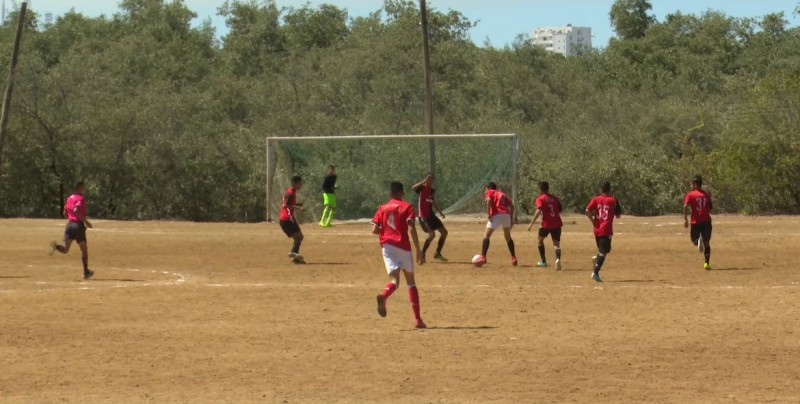 Los campos del Infiernillo, un espacio para los futbolistas mazatlecos