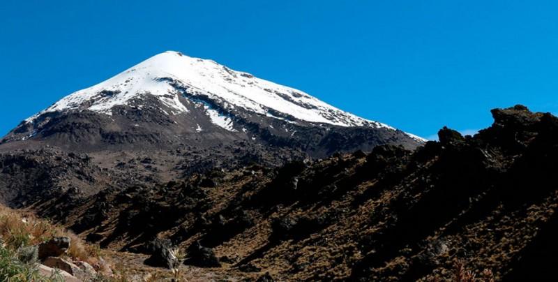 INAH halla sitio arqueológico en ladera del Pico de Orizaba