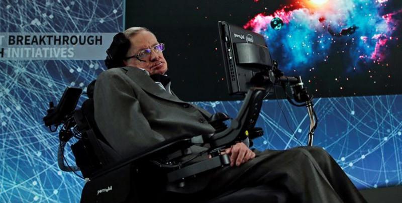 Fallece el astrofísico  Stephen Hawking