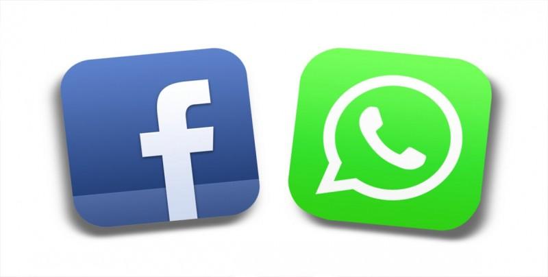 Multan a Facebook y WhatsApp por compartir datos de usuarios en España