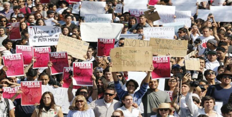 Investigan a policías de Tonalá por desaparición de estudiantes