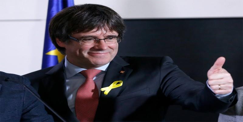 La Fiscalía alemana descarta tomar una decisión sobre Puigdemont esta semana
