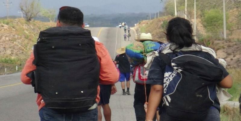 México asegura que no promueve migración irregular