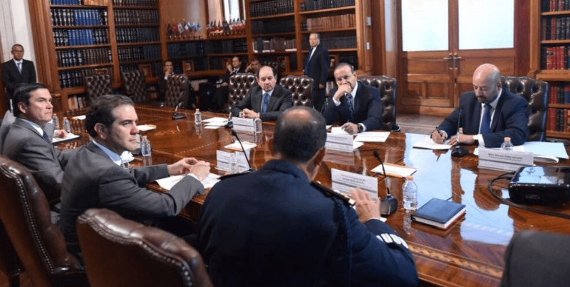México sin intención de suspender cooperación en seguridad con EU: Segob