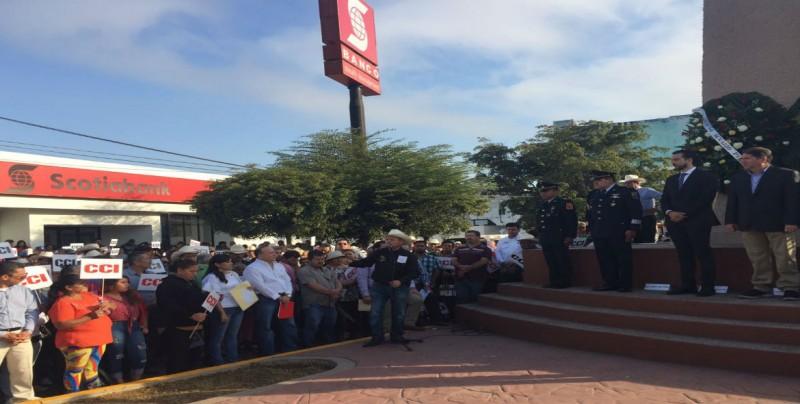 Conmemoran a Emiliano Zapata
