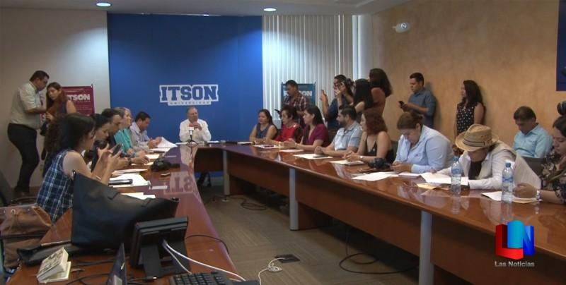 Presenta ITSON Feria del Libro