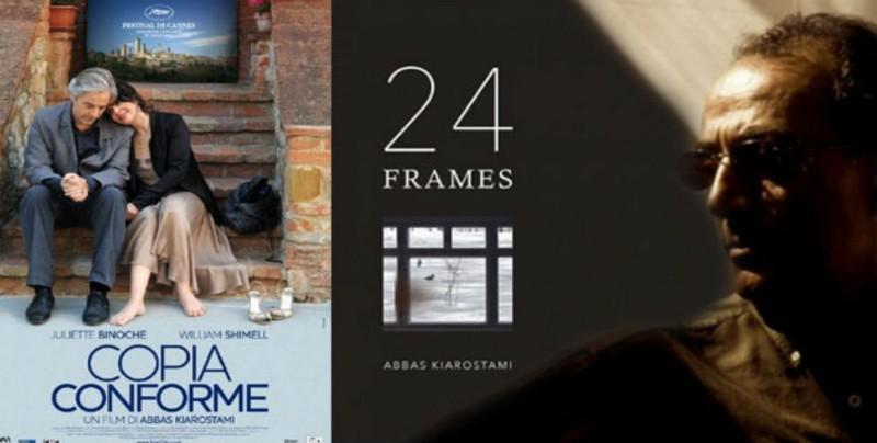 Este miércoles 24 frames y Copia certificada