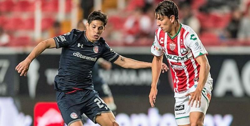 Necaxa y Toluca por la Copa Mx