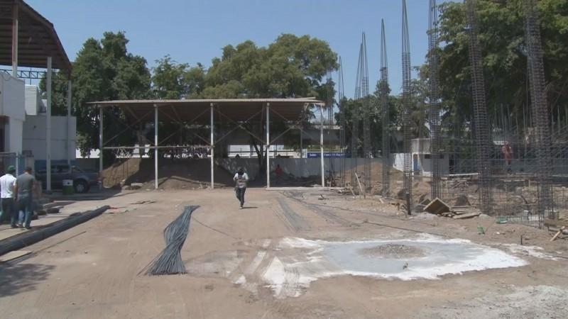 """En proceso nuevo edificio para primaria """"Álvaro Obregón""""."""