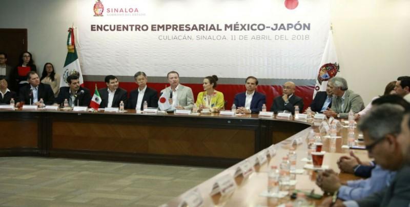 Embajador de Japón visita Sinaloa