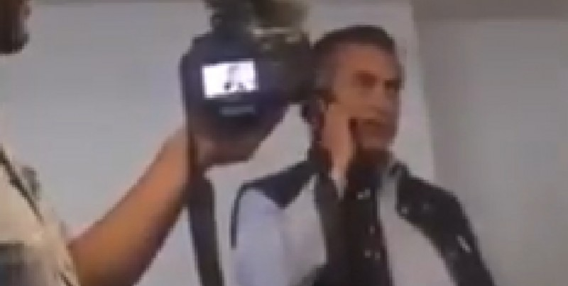 Video del Bronco agradeciendo a Peña Nieto es de 2015