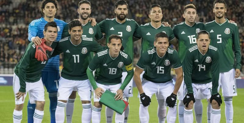 México sube dos posiciones en el ranking FIFA