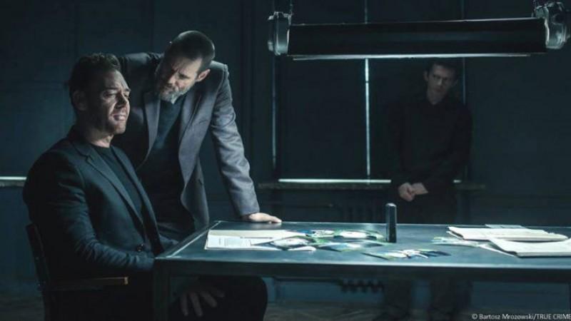 #Video Nueva película de Jim Carrey se ve aterradora