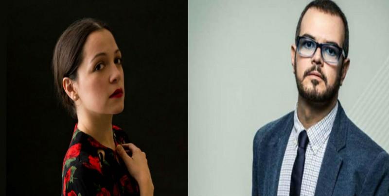 Natalia Lafourcade y Aleks Syntek, hoy en Los Mochis