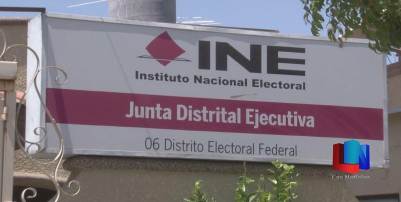 Anuncia INE topes máximos de campaña