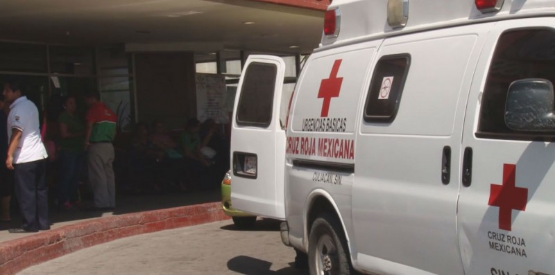 Adulto mayor que sufrió quemaduras graves fue trasladado a Obregón