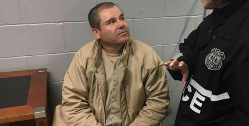 Se oponen a uso de pago de honorarios a abogados del Chapo en juicio