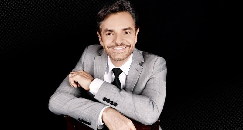Anuncian a Eugenio Derbez como presentador en Premios Billboard
