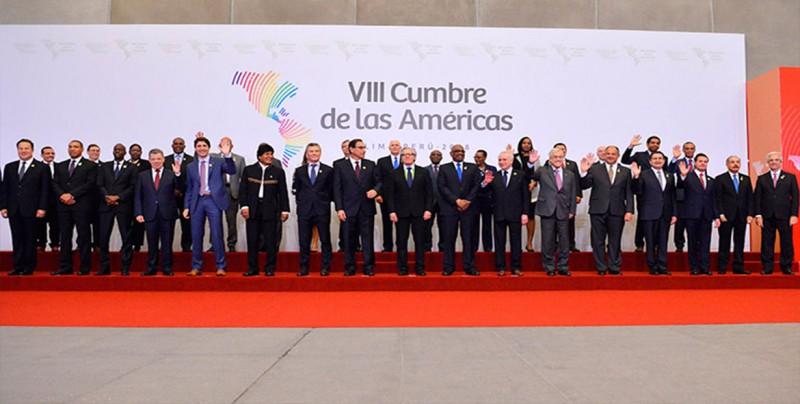 """Maduro: cumbre de Lima pudiera ser el """"final de las cumbres de las Américas"""""""