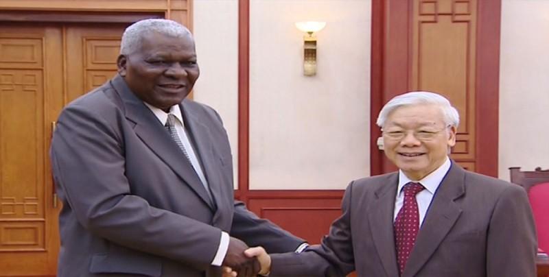 Cuba y Vietnam proyectan estrechar cooperación en la producción de vacunas