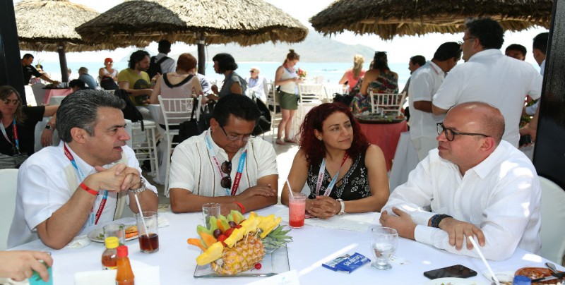 Queremos que Mazatlán se distinga como centro turístico por su cultura
