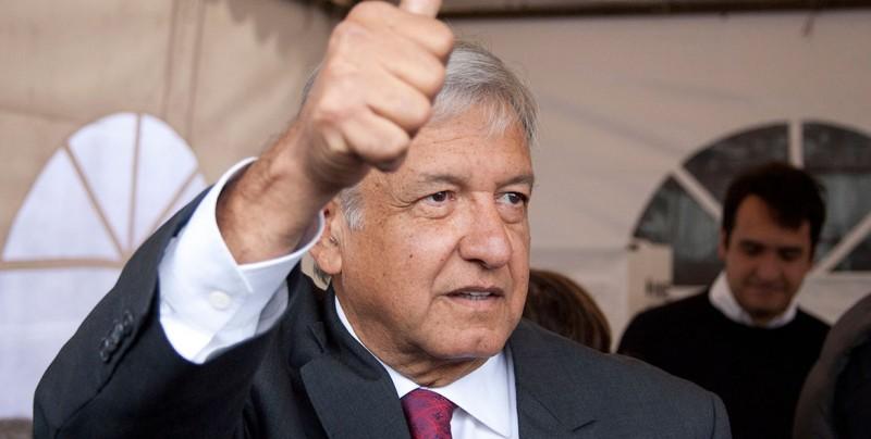 ¿AMLO fue elegido como el segundo mejor alcalde del mundo?