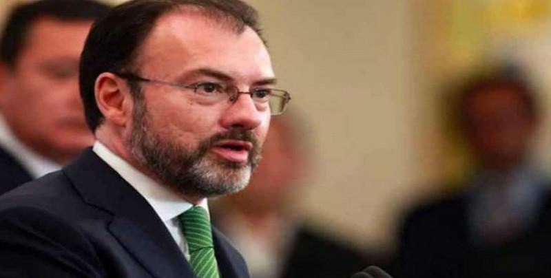 Videgaray fortalece vínculos con Francia