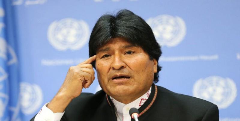 Evo Morales llama en la ONU a combatir el capitalismo y proteger la Tierra