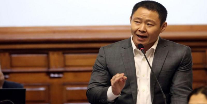 Kenji Fujimori declara ante fiscal por financiación de campaña de su hermana