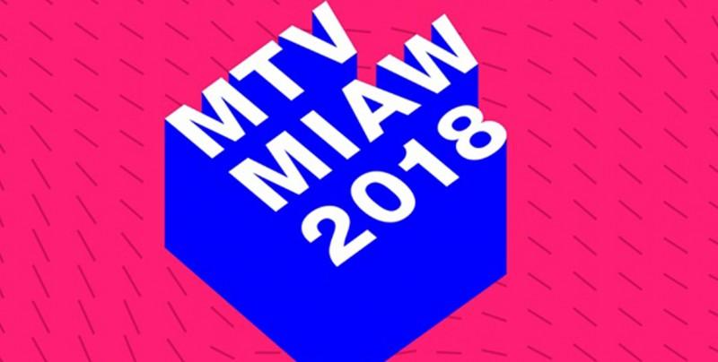 Artistas nominados de los Premios MTV MIAW 2018