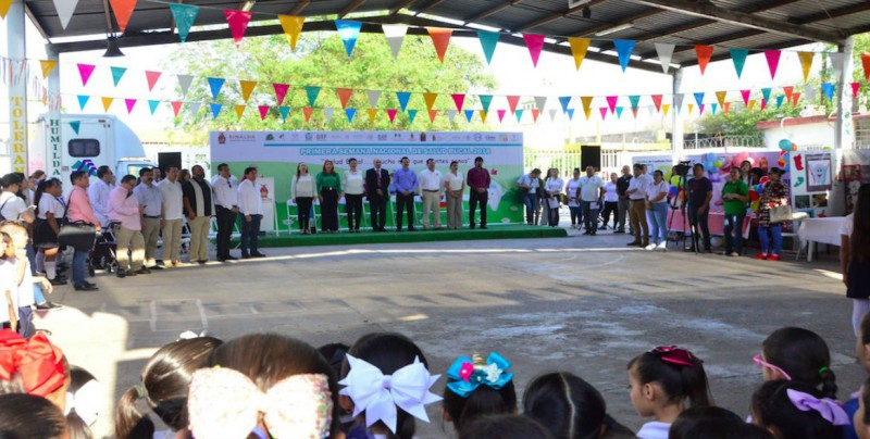 Inicia en Sinaloa la 2da Semana Nacional de Salud Bucal