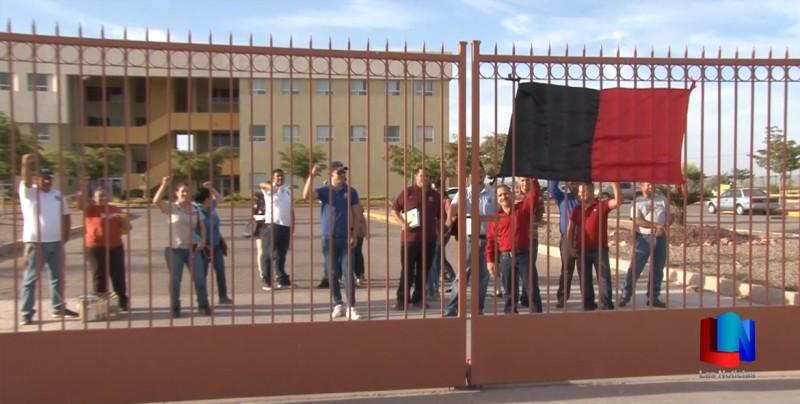 Estalla la huelga en UNISON