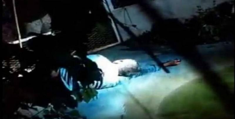 Capturan a presunto violador y lo arrojan a los cocodrilos