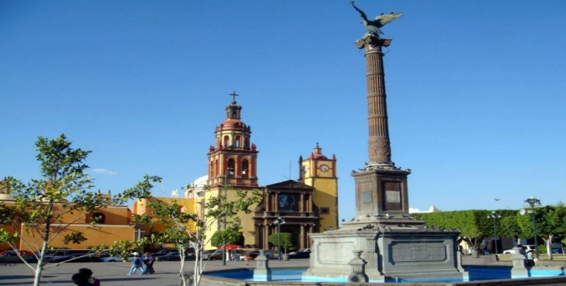 San Juan del Río, Querétaro, ciudad Patrimonio Mundial