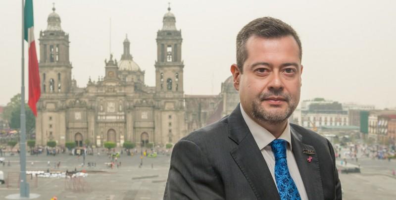 Designan a nuevo Jefe de Gobierno de la CDMX