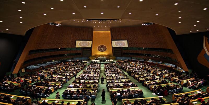 Asamblea de la ONU escuchará el 4 de mayo a las dos candidatas a presidirla